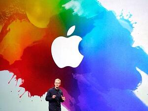 Apple live streamed the release of the new Iphone 6