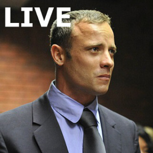 Oscar Pistorius murder trial verdict was streamed live from the courtroom
