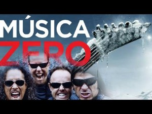 Metallica teams up with Coke Zero in Antarctica