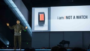 Will.i.am unveils Puls at Dreamforce in San Francisco