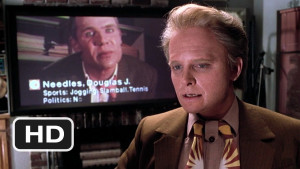 Marty McFly having a Skype call in Back to The Future 2