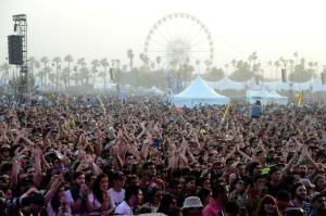 H&M & Coachella collaboration