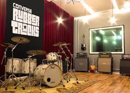 Rubber Tracks Converse Studio