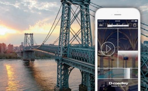 Williamsburg Bridge App
