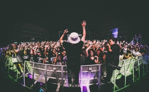 Brand engagement marketing succeeds with music festivals – here's the proof.