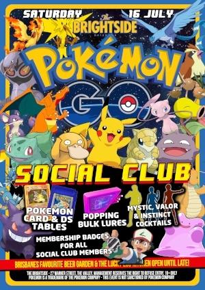 Pokemon social club