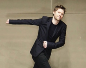 Christopher Bailey - CEO of Burberry