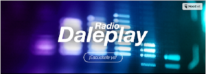 Daleplay radio app