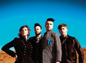 Neon Trees performing at Hilton@PLAY