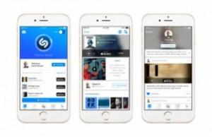 Shazam new features