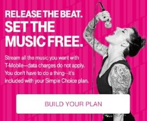 T-Mobile Pandora