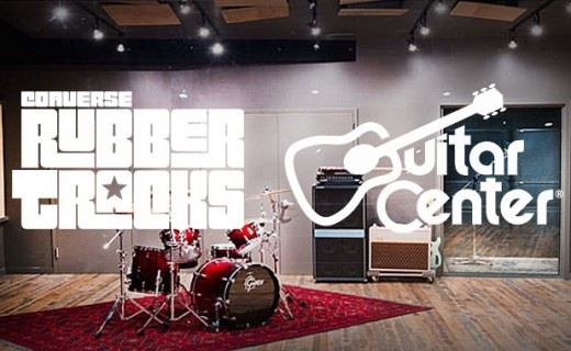 Converse Rubber Tracks Studio