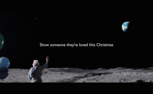 John Lewis Christmas Ad #Manonthemoon