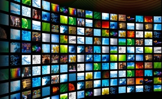 streaming video wall