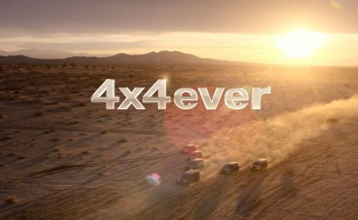 Jeep 4x4ever superbowl ad
