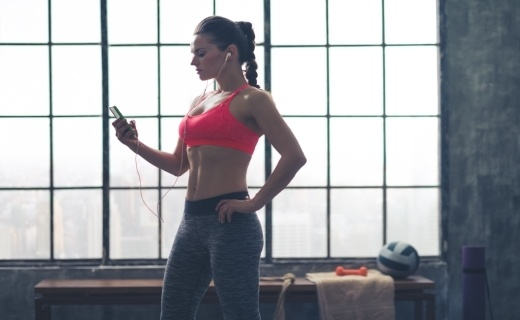Why music and exercise go well to improve customer engagement
