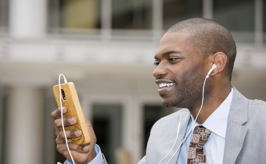 Turn up your music volume for louder mobile brand engagement