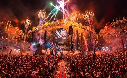 TomorrowWorld technology and music festivals