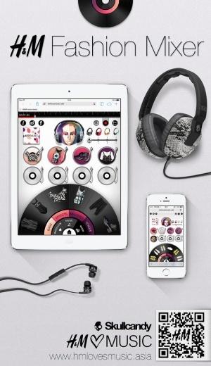 H&M Music mixer