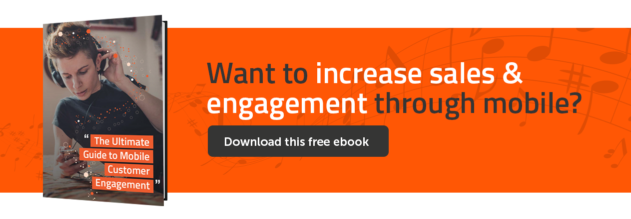 Want to increase sales & engagement through mobile?
