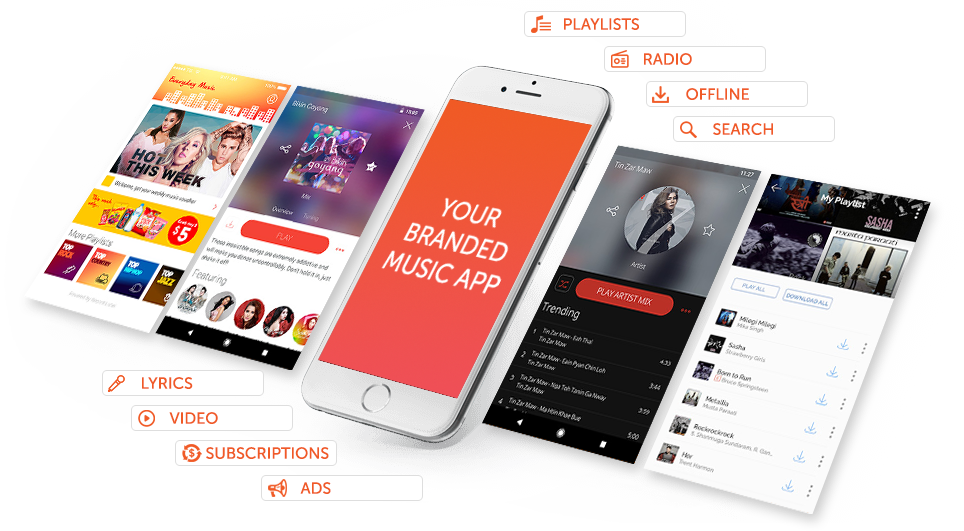 8 reasons to outsource the creation of your music streaming platform