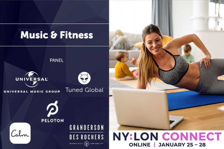 Panel: Opportunity for the Music Industry in Fitness and Wellbeing