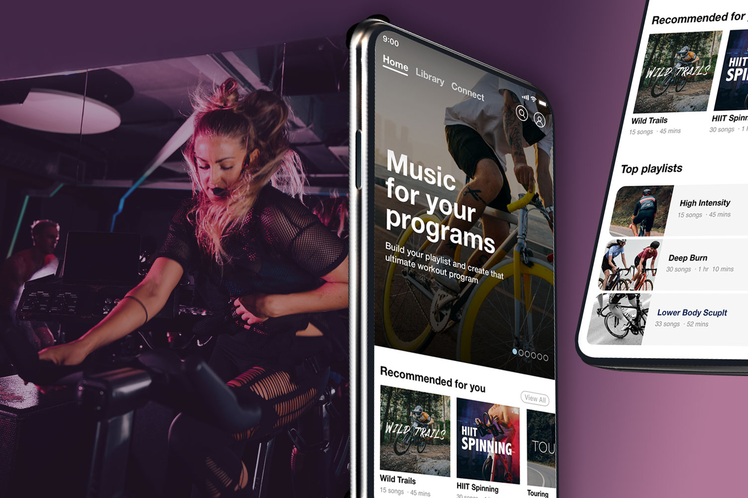 Tuned Global delivers digital music solution for Psycle London's home fitness workouts